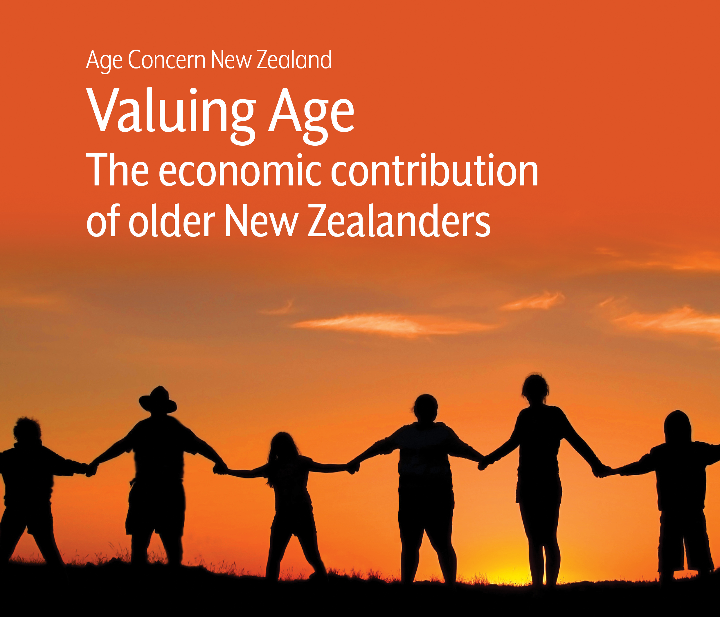 home valuing age the economic contribution of older ers
